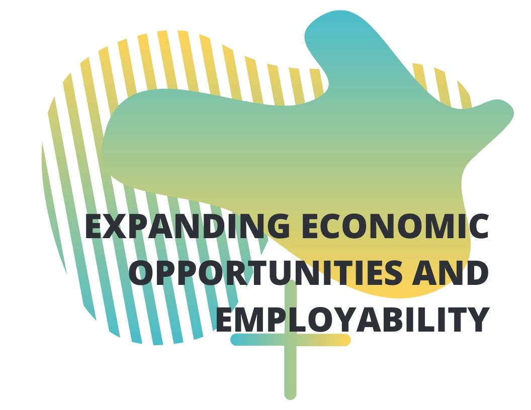 Expanding economic opportunities and employability